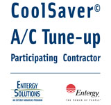 CoolSaver A/C Tune-up participating contractor